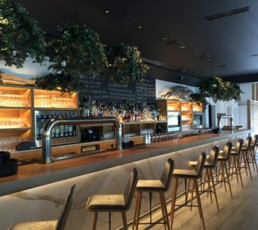 Montauk; Dining Out