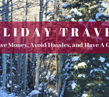 Saving money with holiday travel is possible!